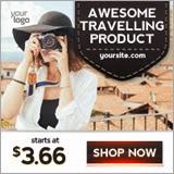 Multipurpose Marketing Banner Ad
