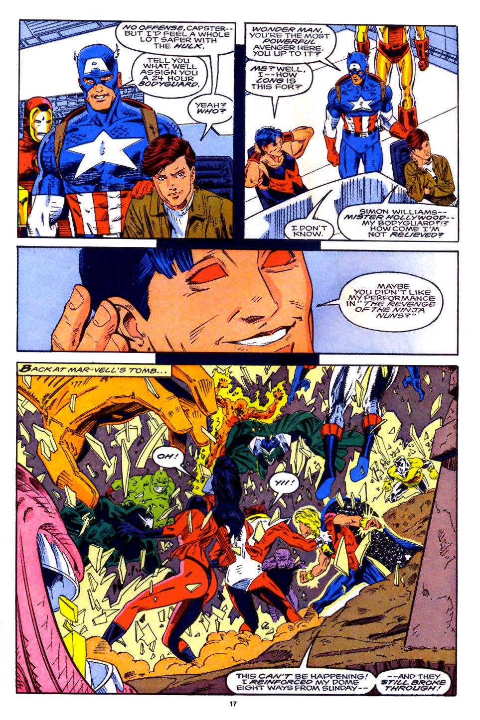 Captain America (1968) Issue #398c #333 - English 14