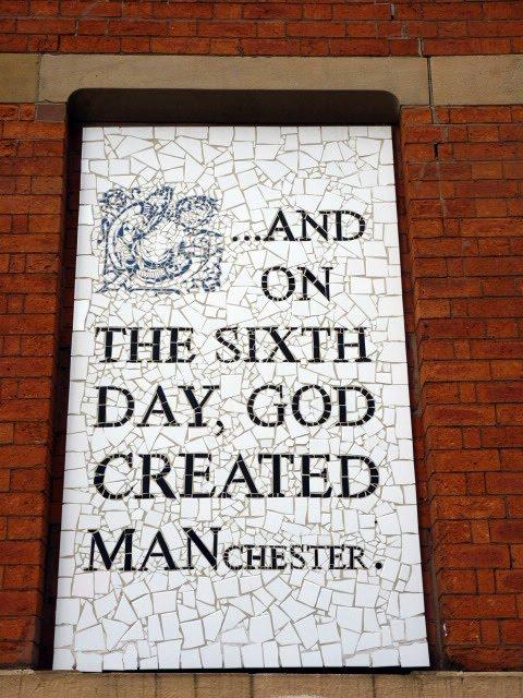 Expresión literaria en Manchester