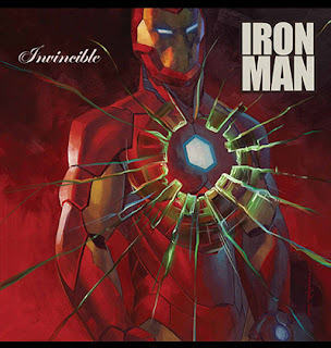 Invincible Iron Man #1 Hip Hop variant cover