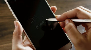 Menulis tanpa mengaktifkan smartphone