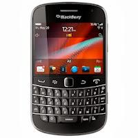 Blackberry Dakota 9900 - 8 GB - Hitam