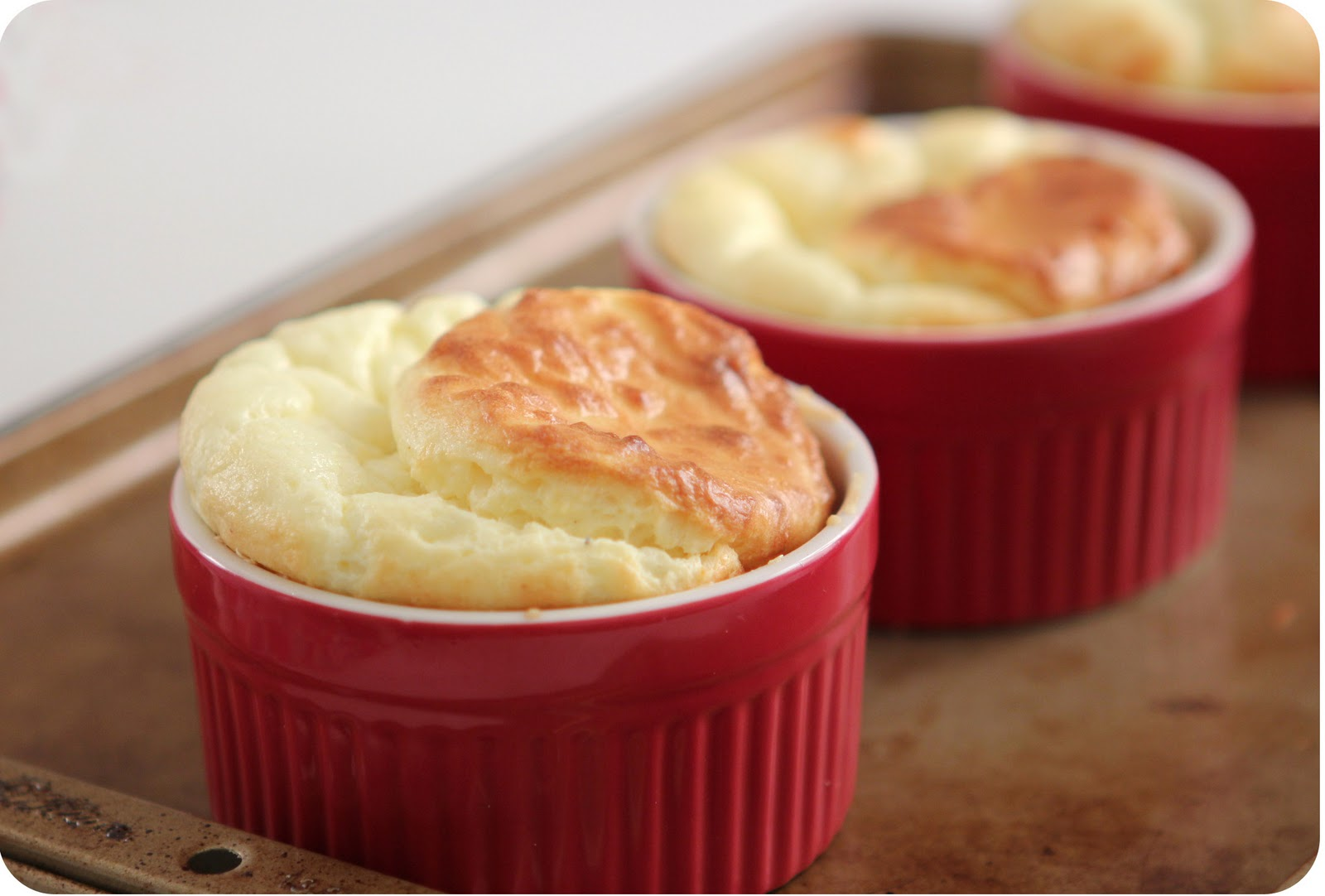 souffle with smoked salmon mac and cheese souffle with country ham ...