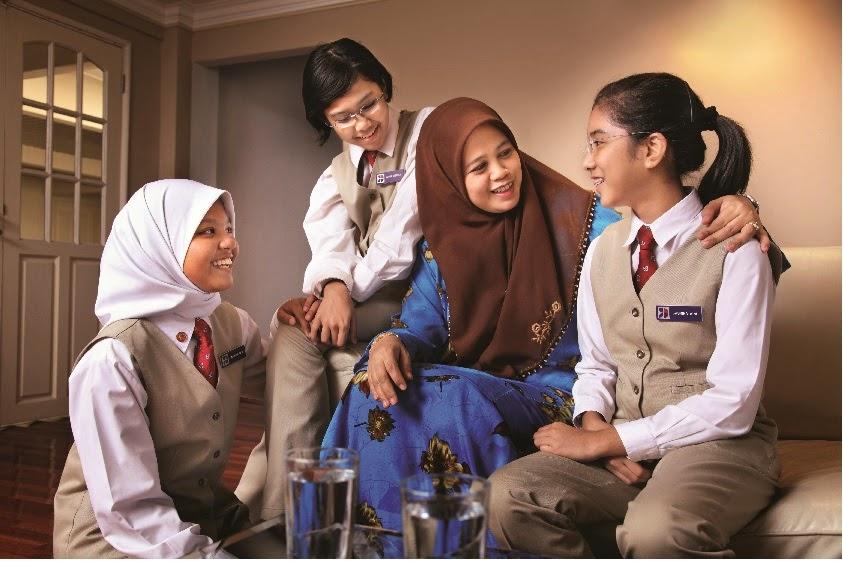 Biasiswa Axiata - Kolej Yayasan Saad