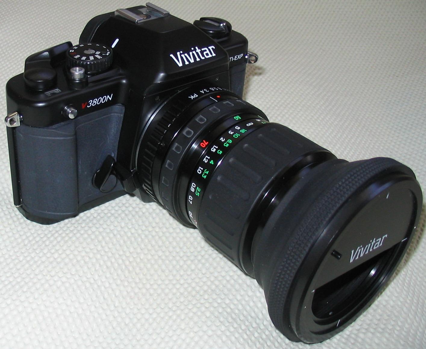 the chens the user s review vivitar v3800n 35mm film slr camera rh mailch blogspot com Vivitar Lenses What Cameras Take Are Vivitar Cameras Any Good