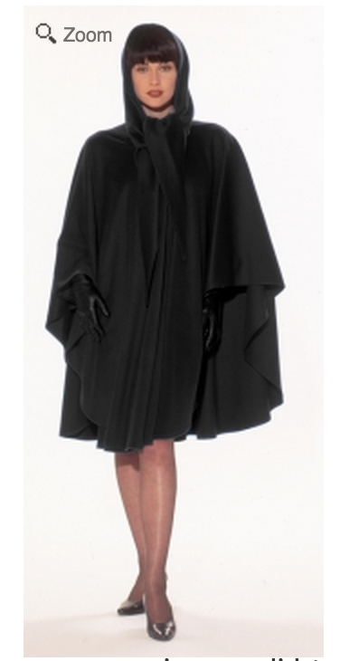 image Jimmy Hourihan Wool Cape