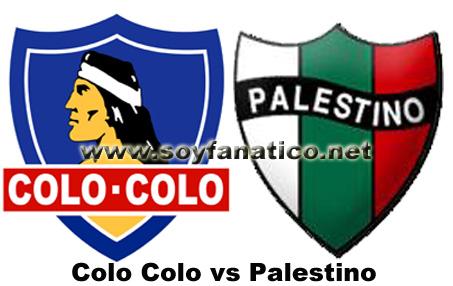 Colo Colo vs Palestino 2014