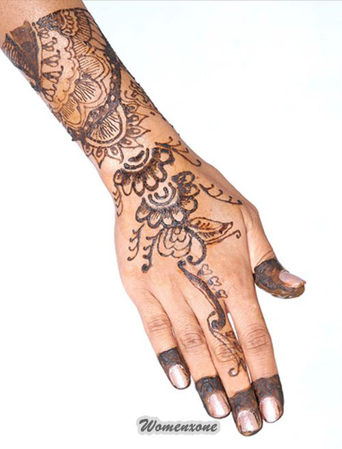 Mehndi For Arms : African mehndi designs for hands arms