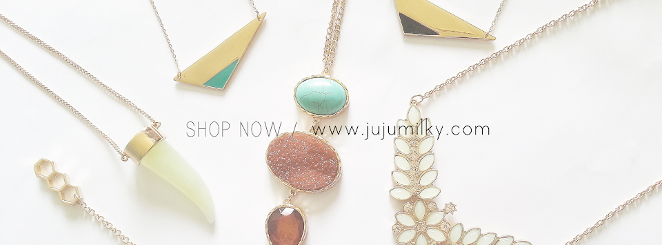 We have migrated now to www.jujumilky.com