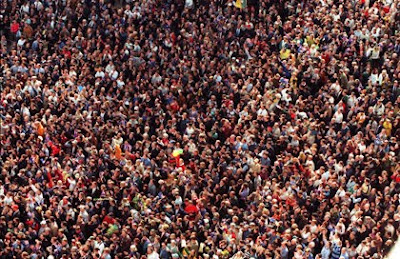 World Population to Hit Seven Billion by October