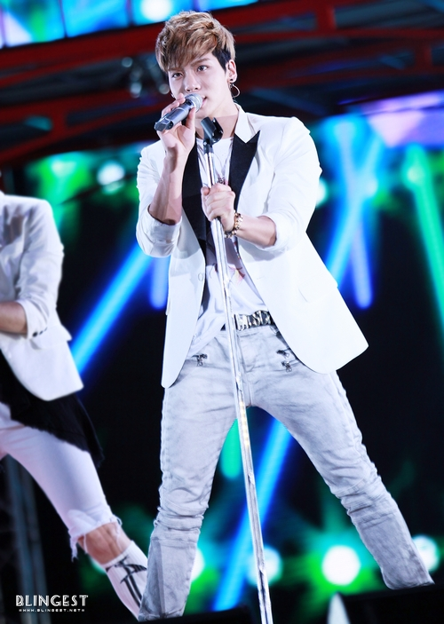 Shinee Jonghyun Korean Music Wave festival 2013