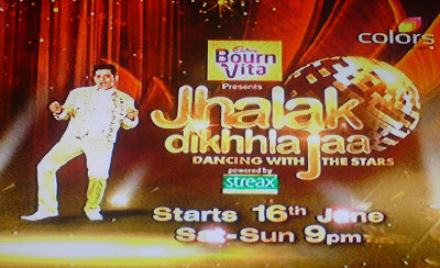 Jhalak Dikhhla Jaa 5 on Colors TV