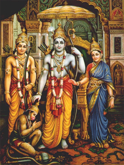 kingxkings: Happy Sri Rama Navami