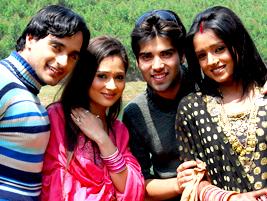 Kinshuk Mahajan Girlfriend Indian Celebs Ga...