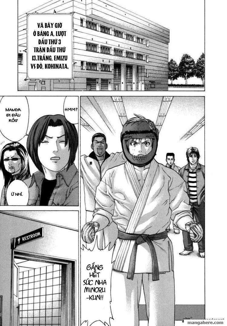 Karate Shoukoushi Kohinata Minoru chap 81 Trang 5