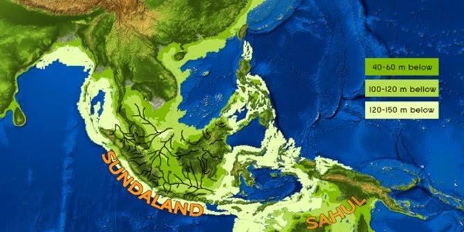 Tempat Yang Diyakini Sebagai Lokasi Atlantis Yang Hilang