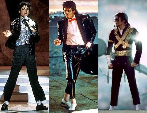 Disfraz Michael Jackson de los 80
