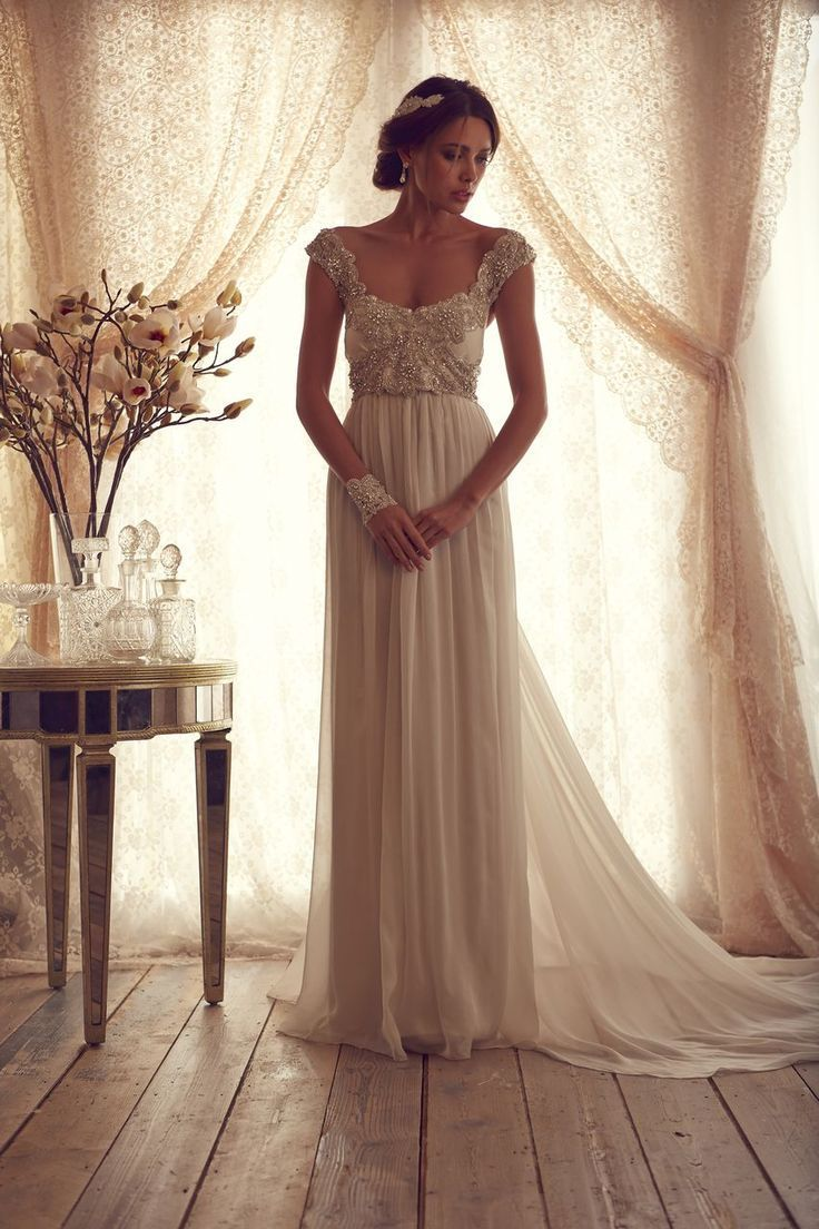 Vintage Style Wedding Dresses Pinterest 19