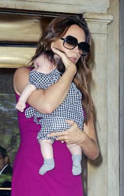 David Beckham Baby Harper Victoria Beckham daughter harper foto picture