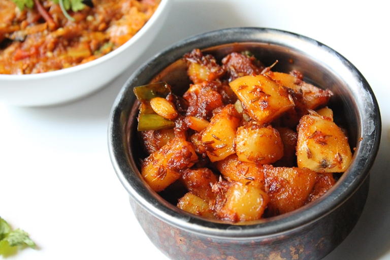 Jeera Aloo Recipe / Jeera Aloo Sabzi Recipe