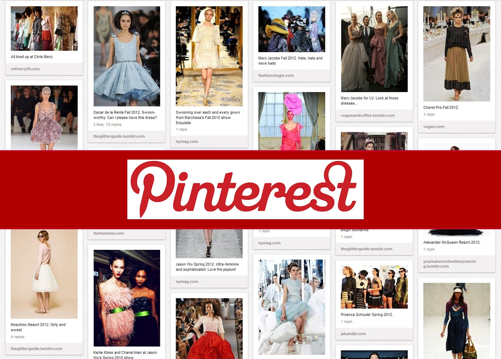 10 Fashion & Beauty Pinterest Accounts to Follow | College Gloss