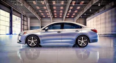New 2015 Subaru Legacy Sedan
