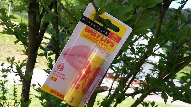 Maybelline Baby Lips SPF 20 ochranný balzam na pery