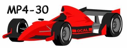 McLaren Honda presentará el McLaren Honda MP4-30
