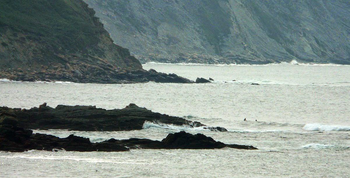 surfistas solitarios