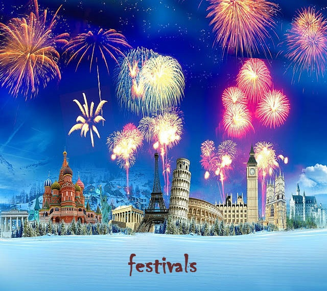 Φεστιβάλ και Γιορτές ανά τον Κόσμο | easy-airtickets.gr