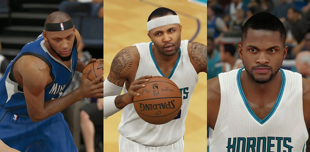 NBA 2K15 Trades Between Wolves, Hawks, Hornets