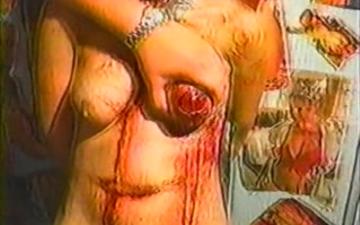 Torture snuff breast torn off