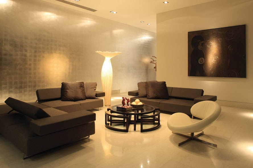 contemporary living room design