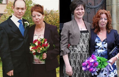 Pasangan kahwin kali kedua, suami pula jadi isteri
