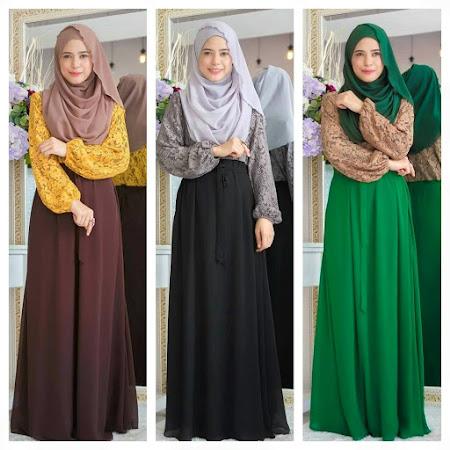 Dah Pilih BAju Raya Anda. Ini Dia PElbagai Koleksi Muslimah YAng PAsti Membuatkan Anda Suka