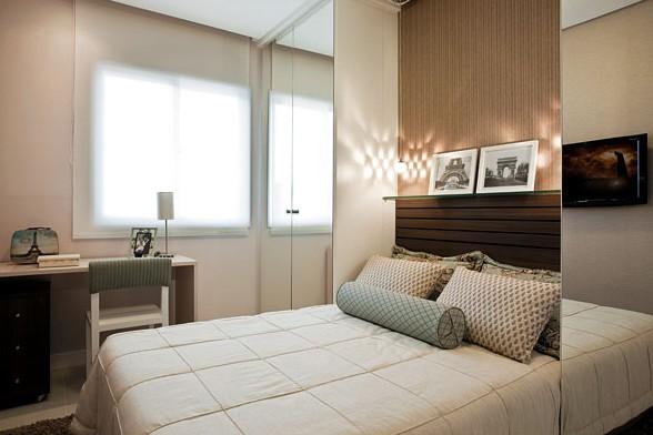 decoracao de apartamentos pequenos quarto casal:Decoracao-Para-Quarto-De-Casal
