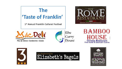 "The ""Taste of Franklin"""