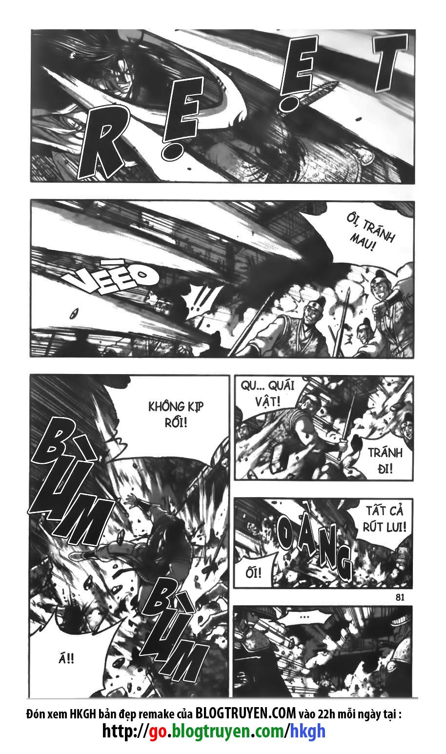 Hiệp Khách Giang Hồ - Hiệp Khách Giang Hồ Chap 351 - Pic 9