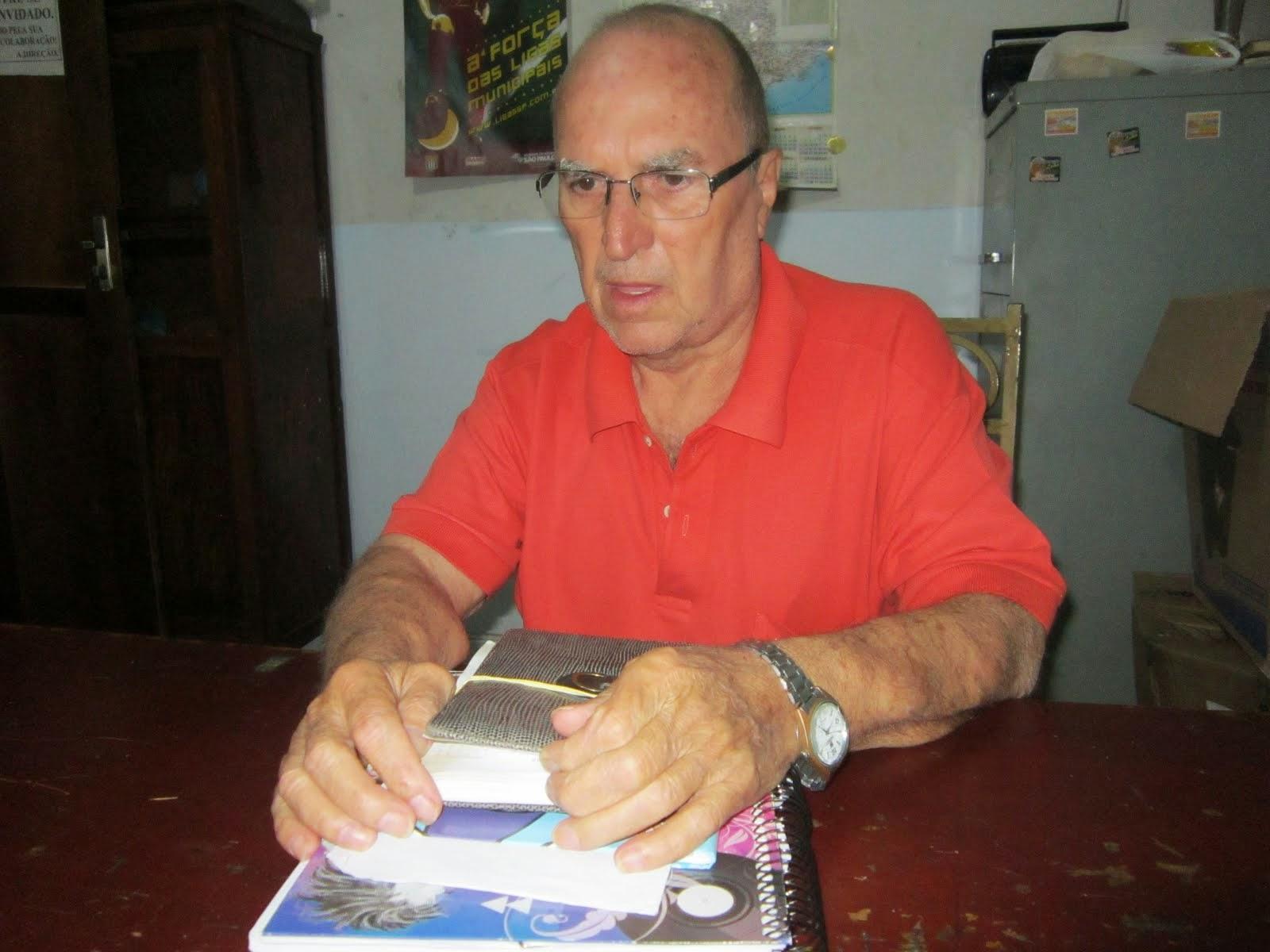 PRES SR. VICENTE SILVESTRE FOI REELEITO E COMANDARA A LBFA DE 2015 A 2019 BOA SORTE