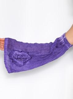 Manset tangan sambung pelengkap busana muslim modis anda