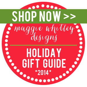 Holiday Gift Guide from Maggie Whitley