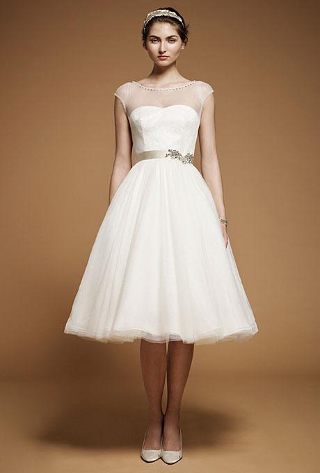Gos Bridal Trends 2012 Vintage Inspired Wedding Dresses