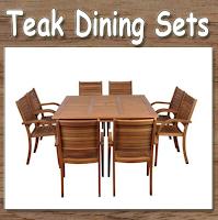 Amazonia Arizona 9-Piece Eucalyptus Square Dining Set, Best Teak Outdoor Dining Sets, Quality Teak Furniture, Teak Outdoor Dining Sets, Teak outdoor furniture,