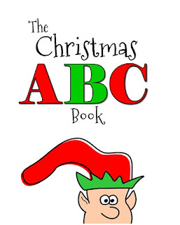 the christmas abc book