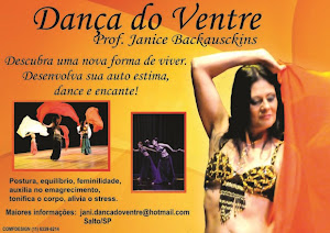 Aulas de dança do Ventre