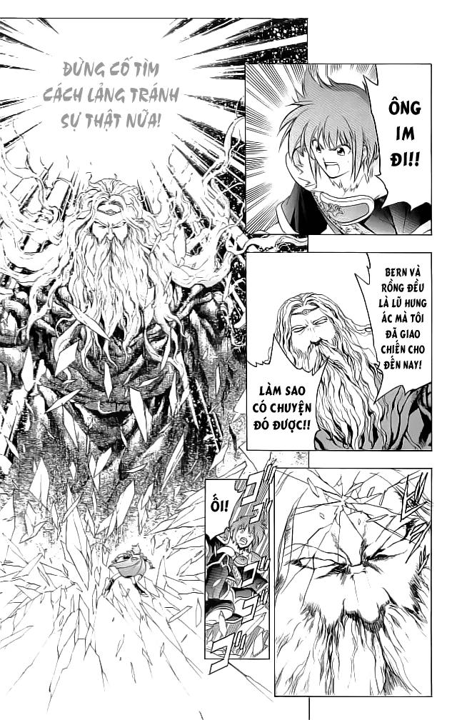 Fire Emblem-Hasha no Tsurugi chap 26 - Trang 16