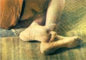 Swamigal's Lotus Feet