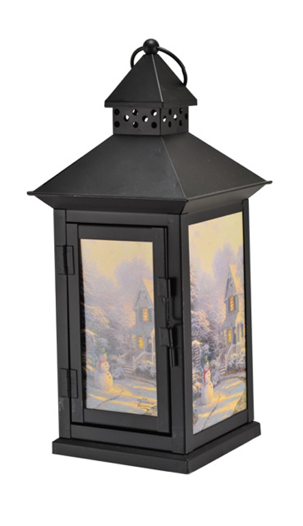 Enter the Thomas Kinkade LED Night Before Christmas Lantern Giveaway. Ends 11/13.