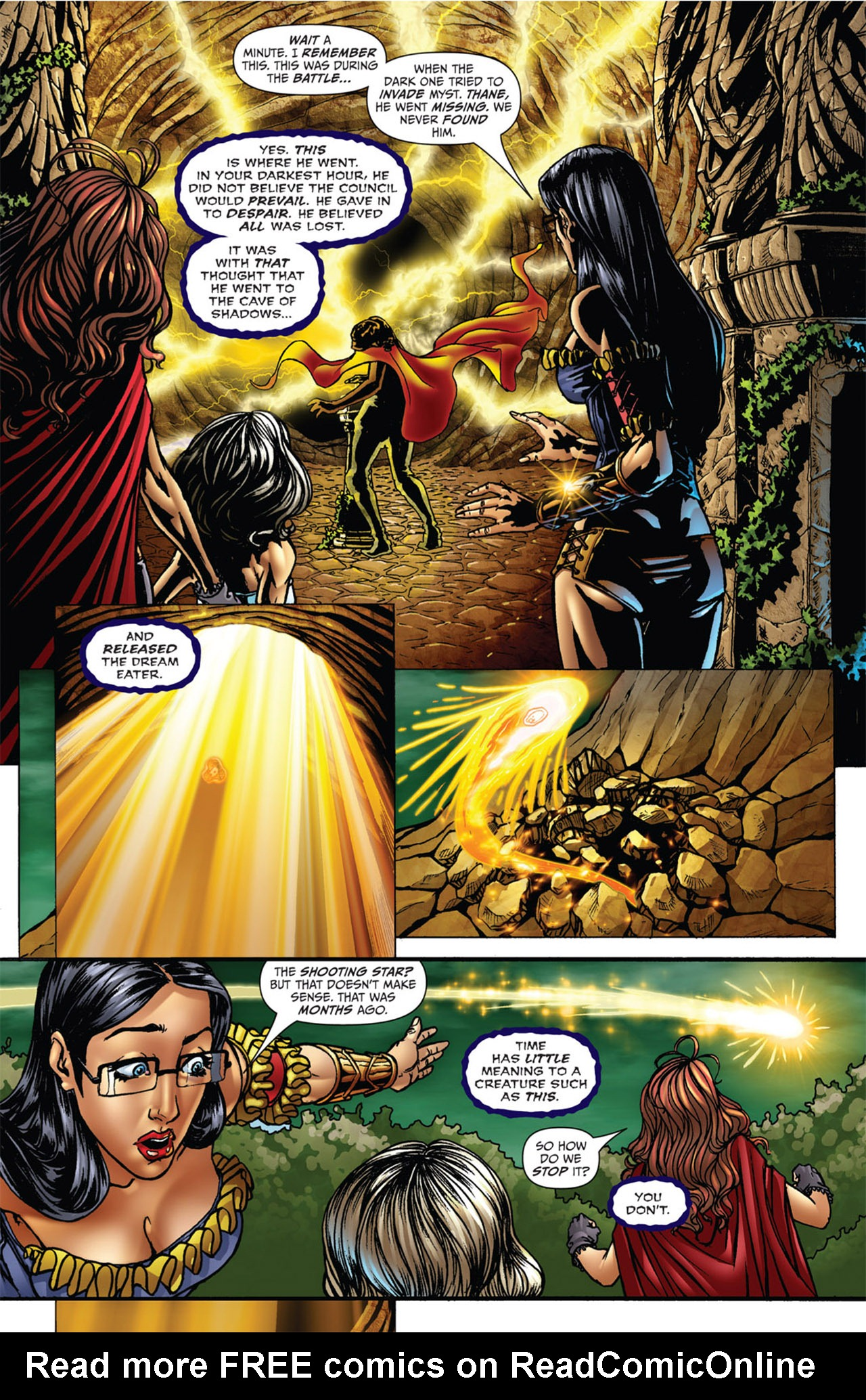 Grimm Fairy Tales (2005) Issue #64 #67 - English 20