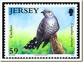 Summer Visiting Birds On New Jersey Stamps
